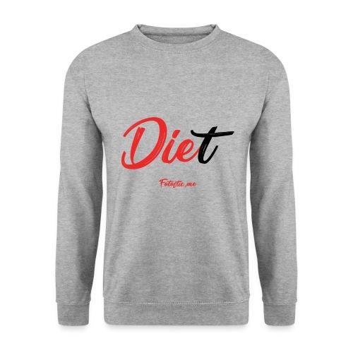 Diet by Fatastic.me - Unisex Sweatshirt