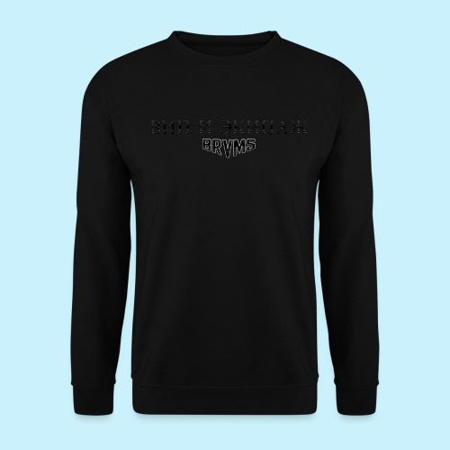 ВИП И ЭКИПАЖ / VIP & CREW / BRVMS - Sweat-shirt Unisex