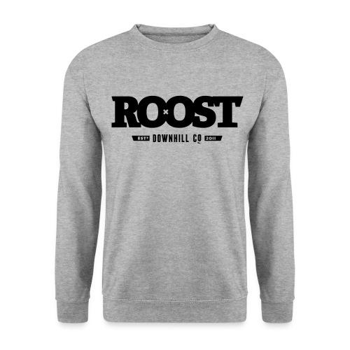 Roost Celebrator Black - Unisex Sweatshirt