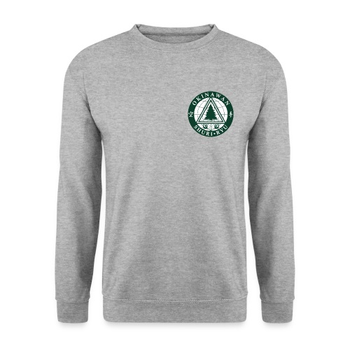 Klubmærke Traditionel placering - Unisex sweater