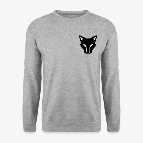 OokamiShirt Noir - Sweat-shirt Unisexe