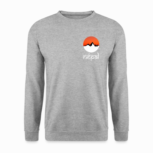 Hoodie Népal - Sweat-shirt Homme