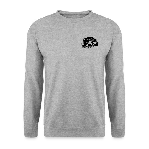 logo noir petit - Sweat-shirt Homme