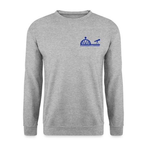 logo schrift - Männer Pullover