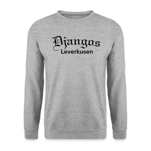 Djangos Logo Classic - Männer Pullover