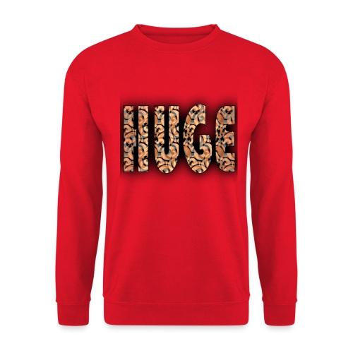 hugelogomega png - Unisex sweater