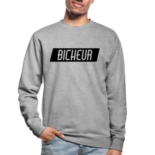 Bicheur logo - Sweat-shirt Unisexe