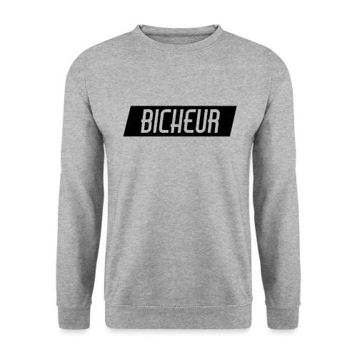 Bicheur logo - Sweat-shirt Unisex