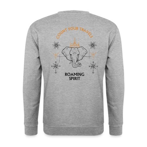 Roaming Spirit. - Mannen sweater