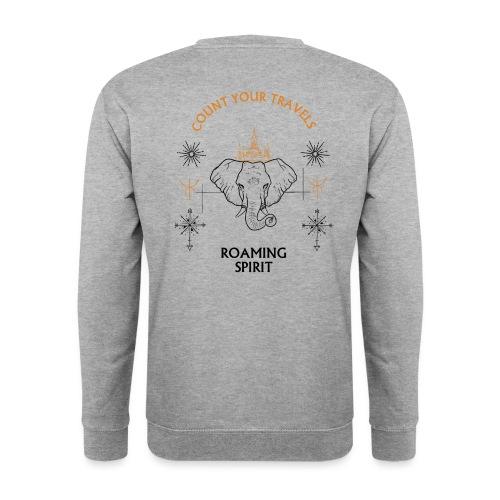 Roaming Spirit. - Unisex Sweatshirt