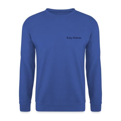 Ruby Holaman - Sweat-shirt Unisex