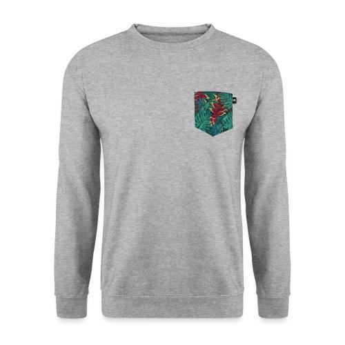 poket fleure - Sweat-shirt Unisex