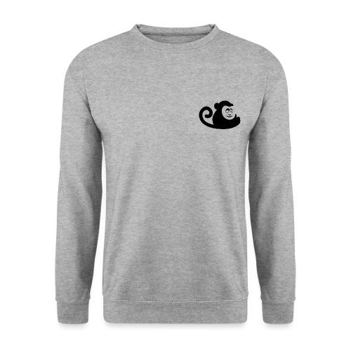 Logo Schwarz ohne schrift - Unisex Pullover
