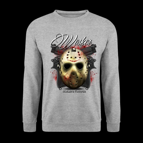 MACABRE RECORD - Sweat-shirt Homme