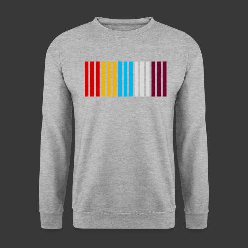 barcode3 png - Unisex Sweatshirt