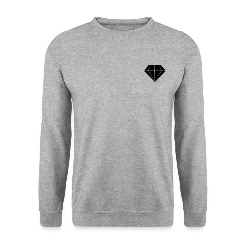 Diamonds Crew - Felpa unisex