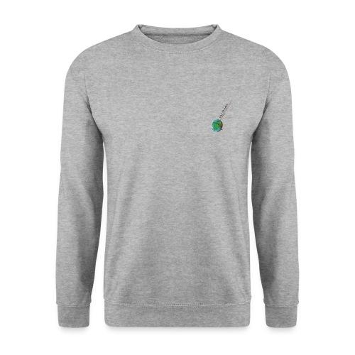 DAY TO DAY®: Le Monde part en sucette. - Sweat-shirt Homme