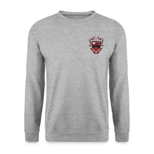 Alcuin High res transparent PNG - Men's Sweatshirt