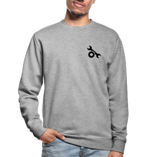 Schlüssel-Zahnrad - Unisex Pullover