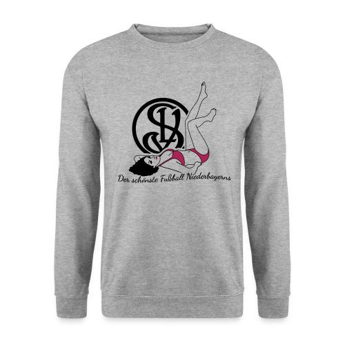 pin up svl liegend - Unisex Pullover