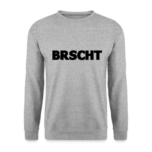 BRSCHT Zwart01 - Sweat-shirt Homme