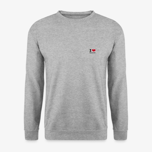 I love Beauty Hill - Unisex Pullover