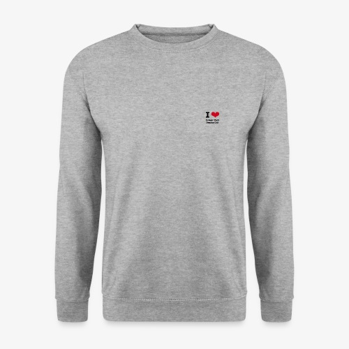 I love Temple Yard Beauty Hill - Unisex Pullover