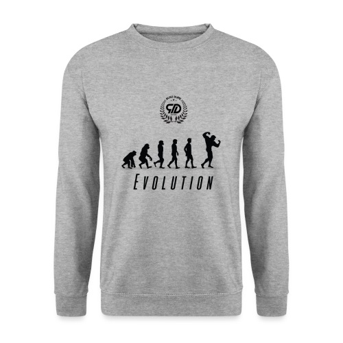 EVOLUTION - Bluza unisex