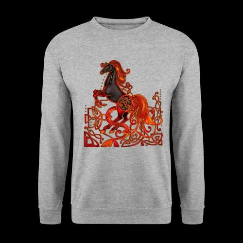 Celtic Horse Night Mare - Men's Sweatshirt
