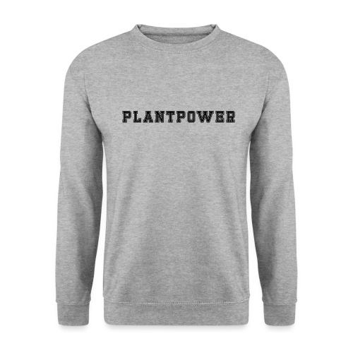 Plant Power Vegan Team Nummer 1 - Unisex Pullover