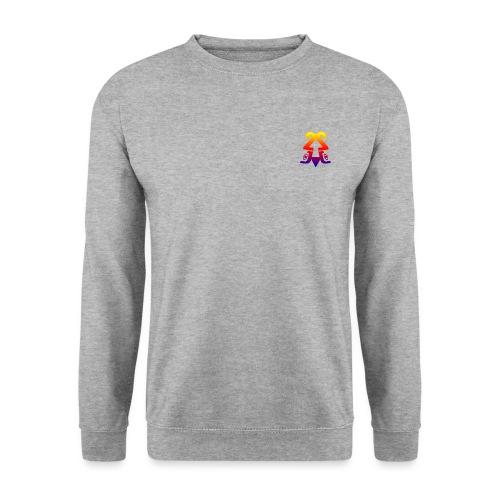 2J_LOGO_Beach - Herre sweater