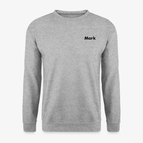 Mark Logo - Männer Pullover