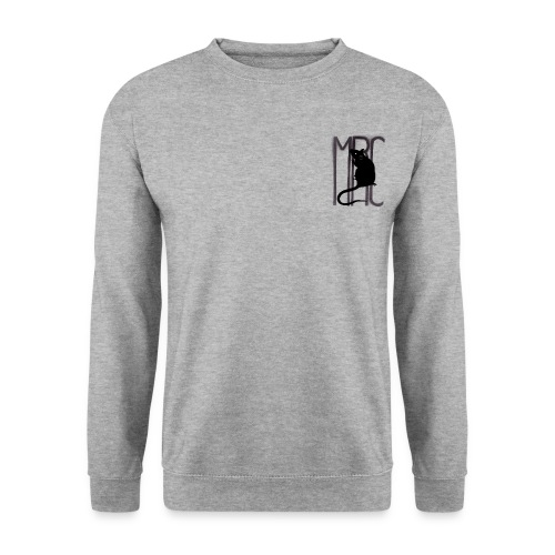 MRC Banksy rat black - Men's Sweatshirt