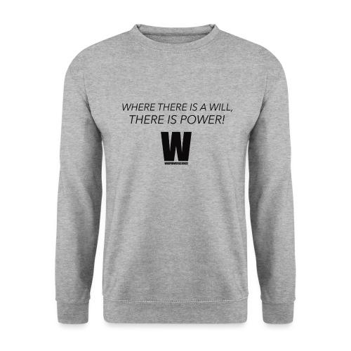 Willpower Science - Men's Sweatshirt