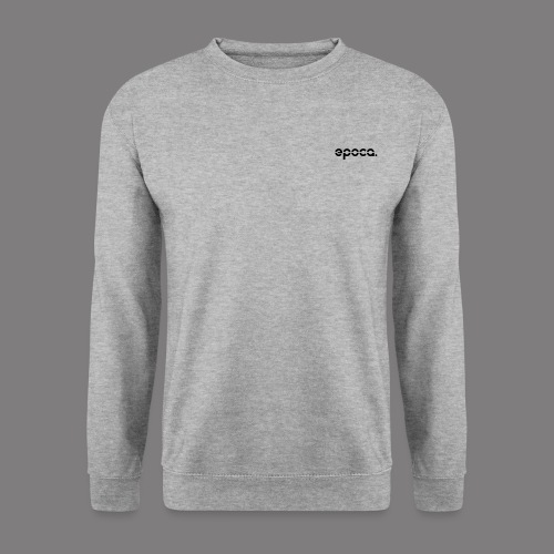 logo epoca - Sweat-shirt Homme