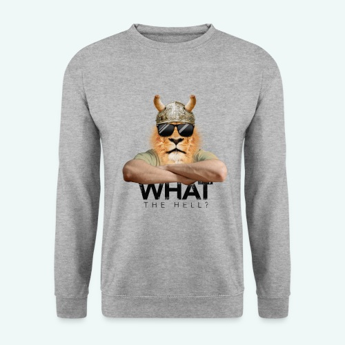 What the hell? - Unisex Pullover