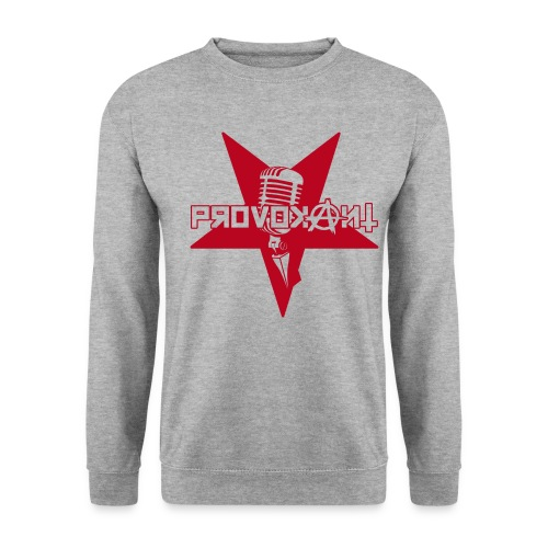 Provokant Logo vektor - Männer Pullover