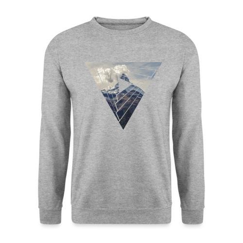 Matterhorn Zermatt Dreieck Design - Unisex Pullover