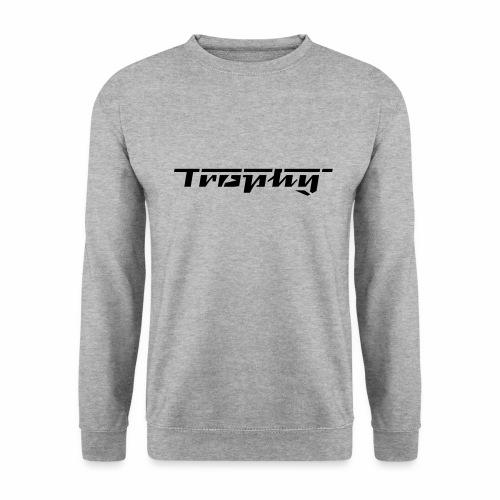 Trophy Schriftzug - Unisex Sweatshirt