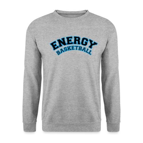 street wear logo nero energy basketball - Felpa unisex