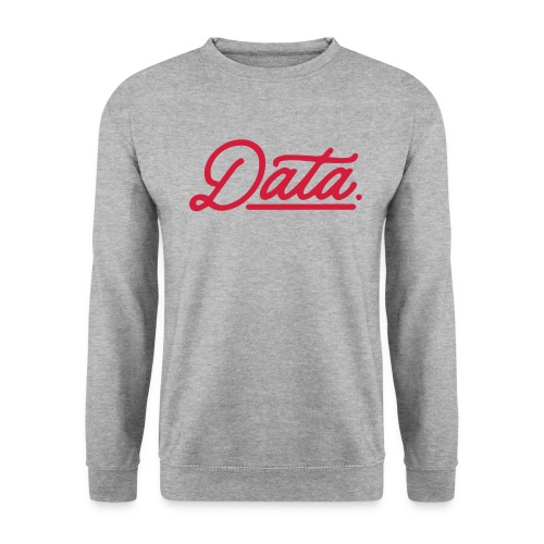 DATA - Unisex Pullover