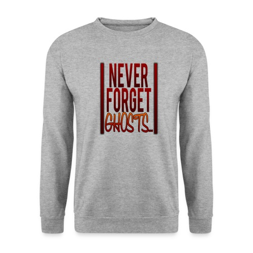 Never Forget... Shirt - Männer Pullover
