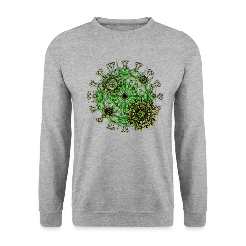 Virus 150220 ds. A - Unisex Sweatshirt