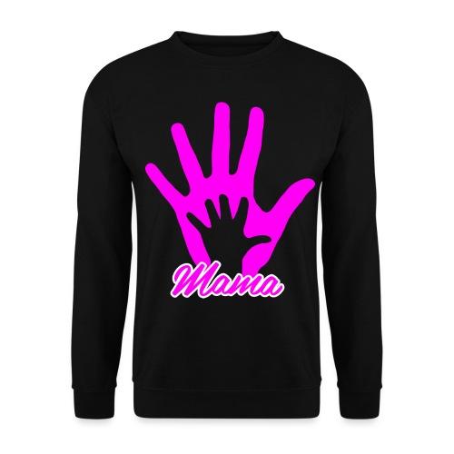 mamas hand - Sweat-shirt Unisex