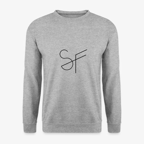 SMAT FIT SF white homme - Sudadera hombre