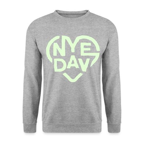 Nyedav Logo - Men's Sweatshirt