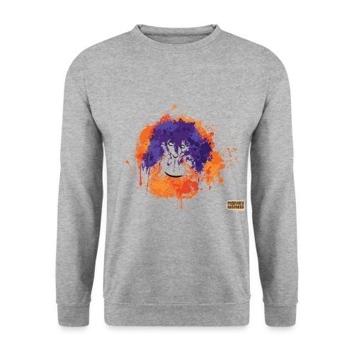 Oppermonkey Paint - Unisex sweater