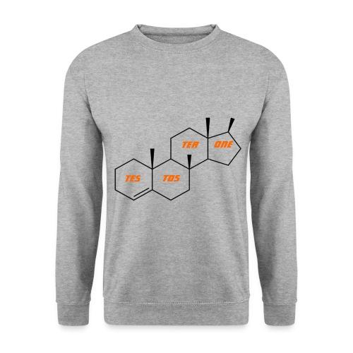 Testosterone T Shirt, Testosterone Hoodie, Gift, - Men's Sweatshirt