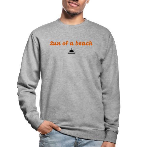 Sun of a beach by PartyShirt - Sweat-shirt Unisexe