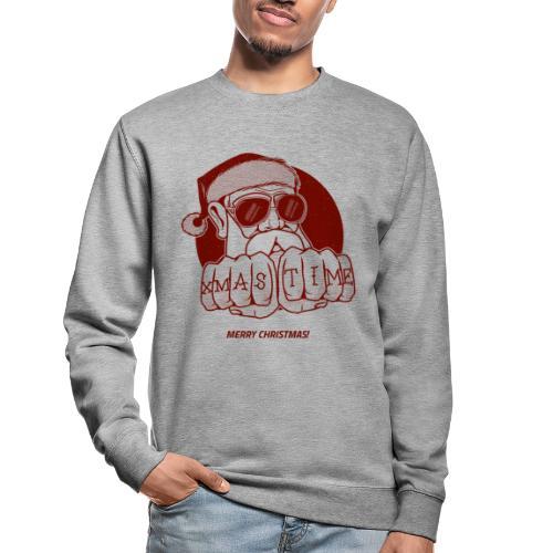 PAPY XMAS TIME - Sweat-shirt Unisexe